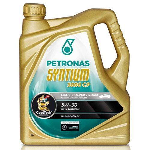 PETRONAS SYNTIUM 5000 CP 5W-30-min